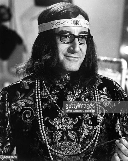 British comic actor Peter Sellers as Harold in 'I Love You Alice B Toklas' directed by Hy Averback 1968