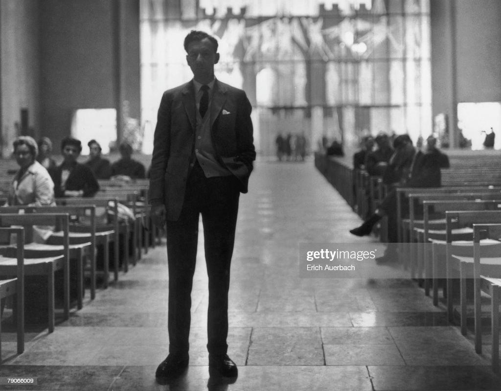 Britten's Requiem : News Photo