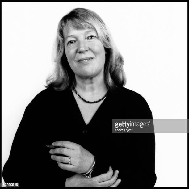 British composer Diana Burrell London February 1999