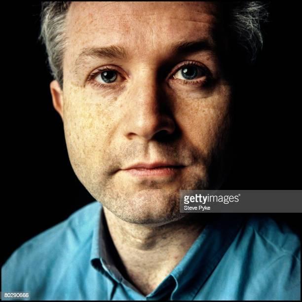 British composer George Benjamin London February 1999