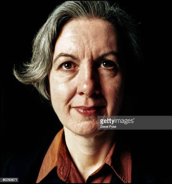 British composer Judith Weir, London, February 1999.