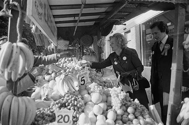 Thatcher Shops At Street Market