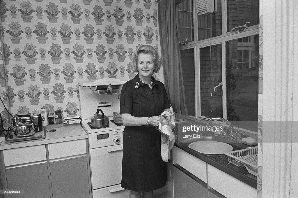 Thatcher Washes Up : Foto di attualità