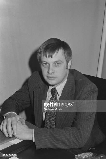 British Conservative Party politician Chris Patten UK 13th September 1978