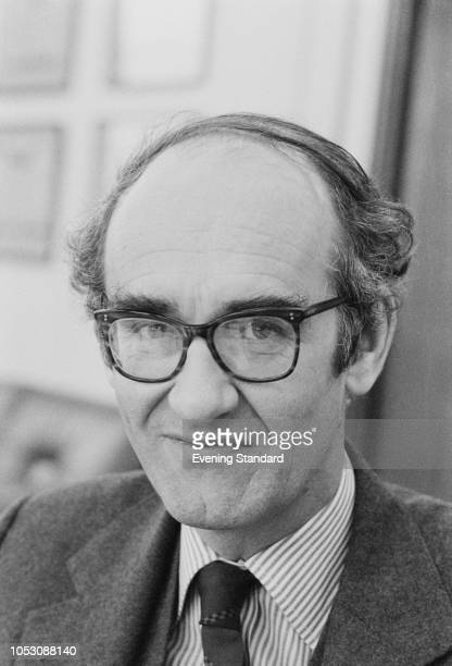 British Conservative Party politician John Nott UK 21st February 1980