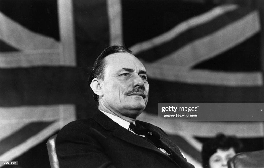 Enoch Powell : News Photo