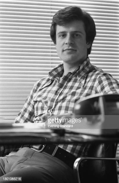 British Conservative politician Keith Raffan, UK, 3rd March 1973.