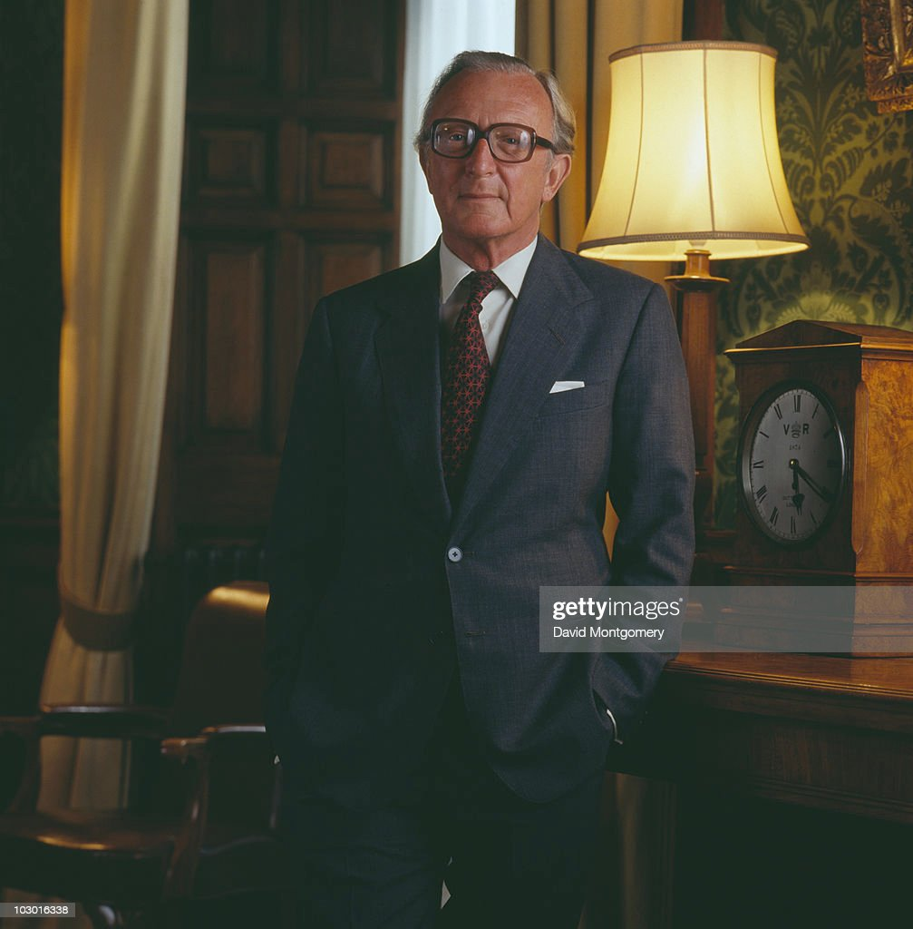 British Statesman Lord Carrington Dies At 99
