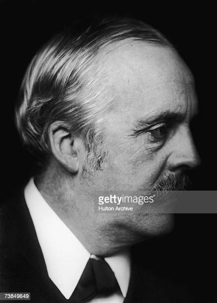 British Conservative Prime Minister Arthur James Balfour 1st Earl of Balfour 1902