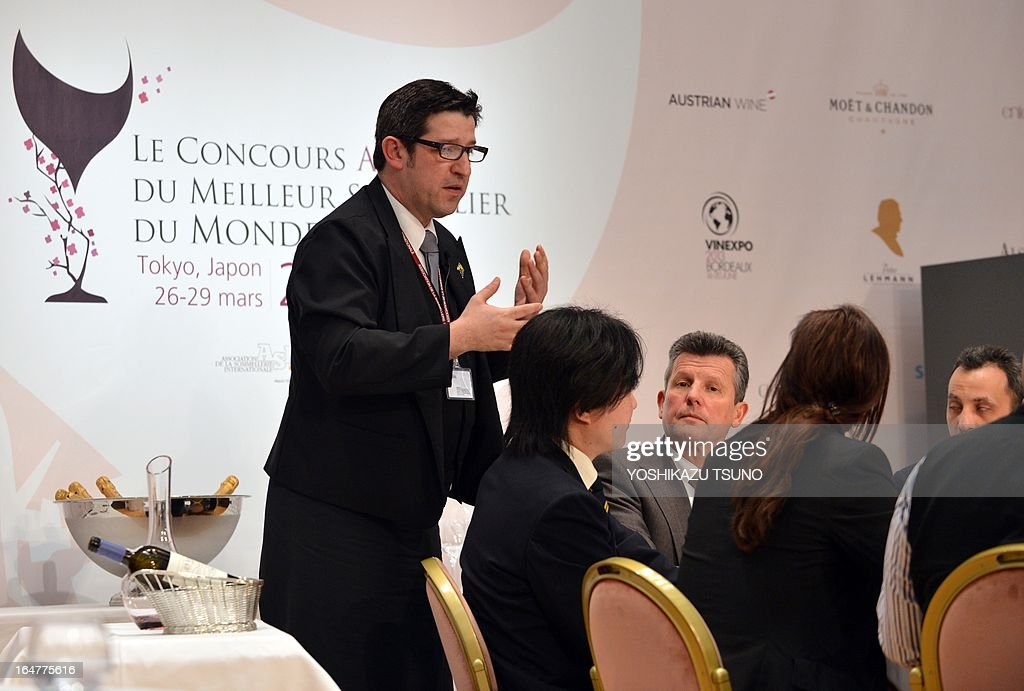 JAPAN-CULTURE-WINE : News Photo