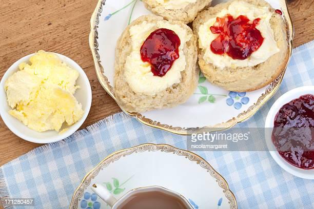 British Cream Tea