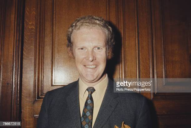 British diplomat Roger Beetham key member of the UK negotiating team for entry in to the Common Market pictured at a function to celebrate the...