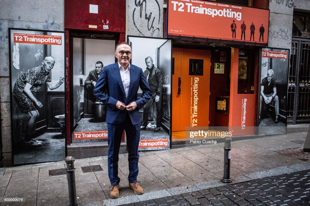 'T2 Trainspotting' Madrid Photocall