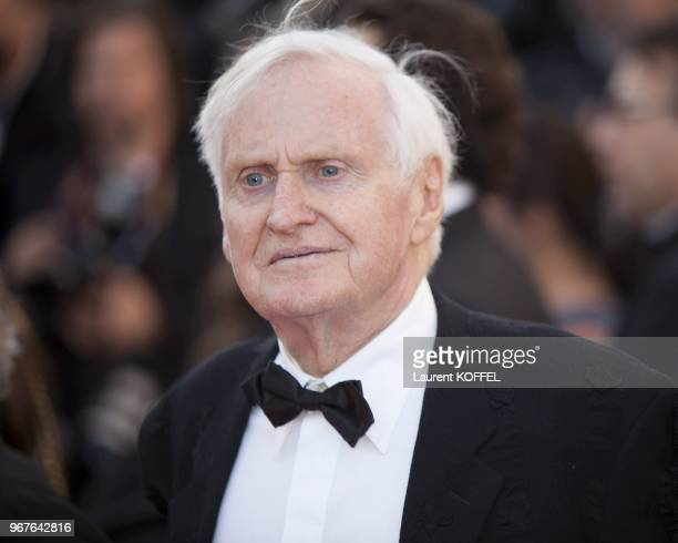 British director John Boorman attends 'The Immigrant' Premiere during the 66th Annual Cannes Film Festival at Palais des Festivals on May 24, 2013 in...