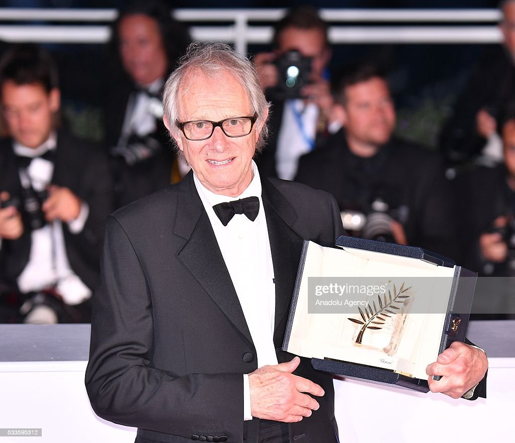 Palme d'Or (Golden Palm) Photocall - 69th Cannes Film Festival : News Photo