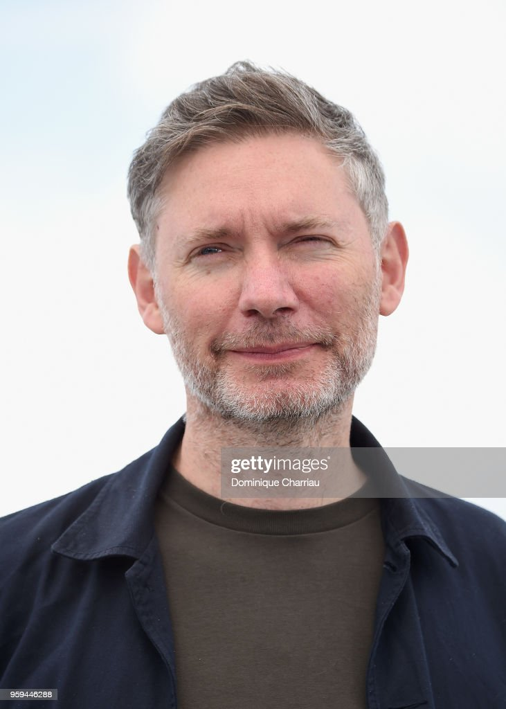 British director Kevin MacDonald attends the 'Whitney' Photocall during the 71st annual Cannes Film Festival at Palais des Festivals on May 17, 2018 in Cannes, France.
