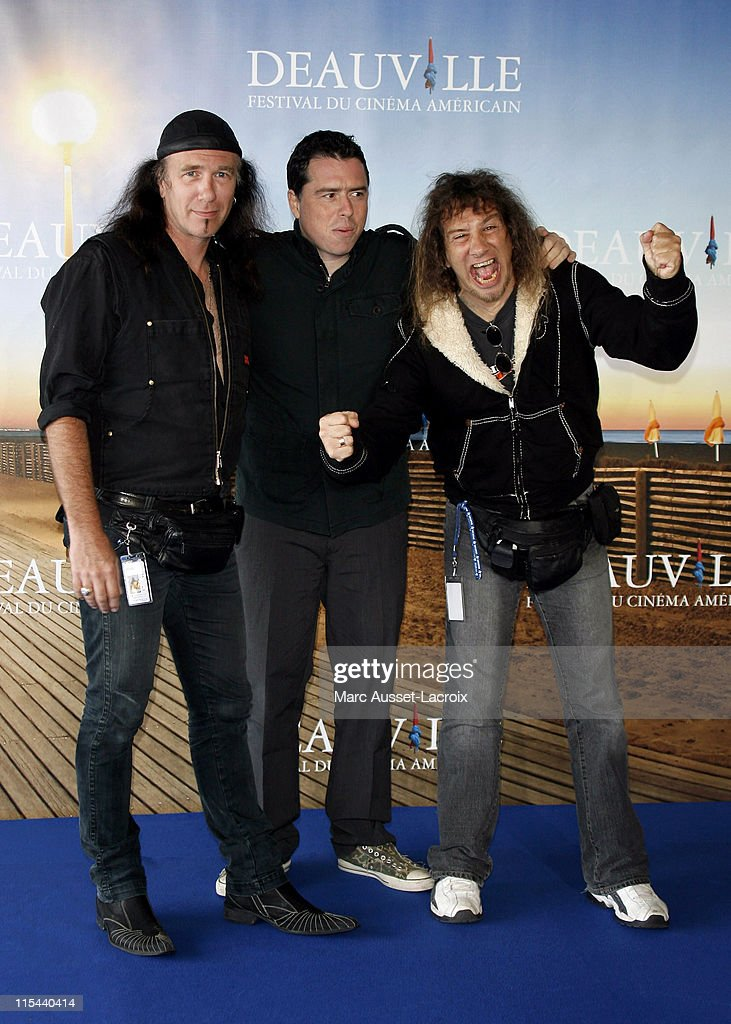 34th Deauville Film Festival: Anvile! The Story of Anvile - Photocall