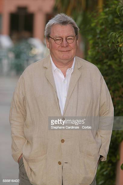 British director Sir Alan Parker is a jury member of the 2004 Marrakech Film Festival