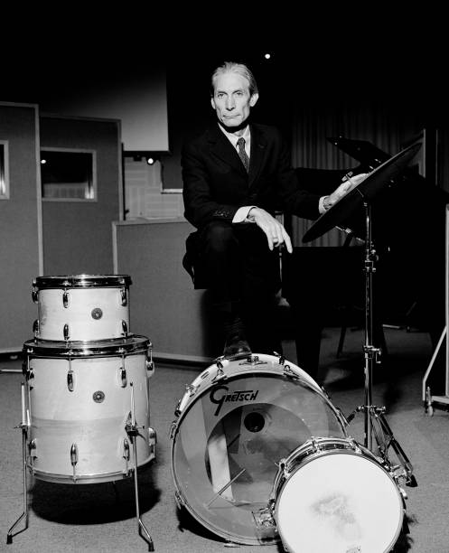 GBR: The Rolling Stones Drummer Charlie Watts Dies At 80