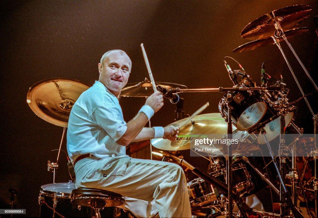 Phil Collins 1997 : News Photo