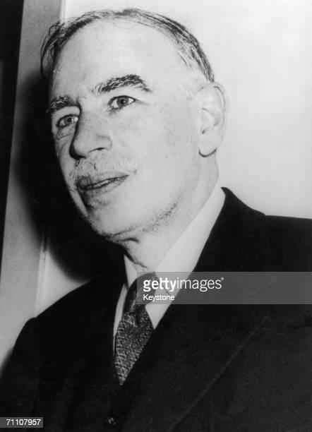 British economist John Maynard Keynes 1944