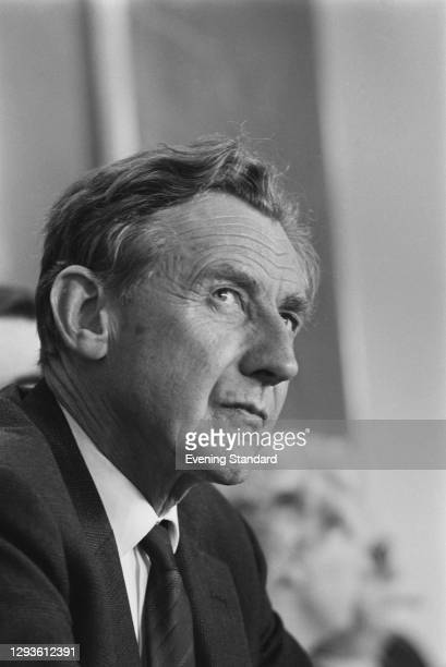British economist Sir Sydney Caine , Director of the London School of Economics, UK, March 1967.