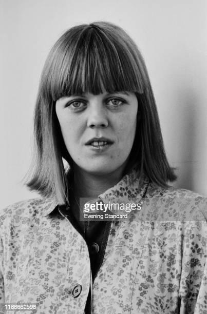 British editor Emma Soames UK 29th April 1976