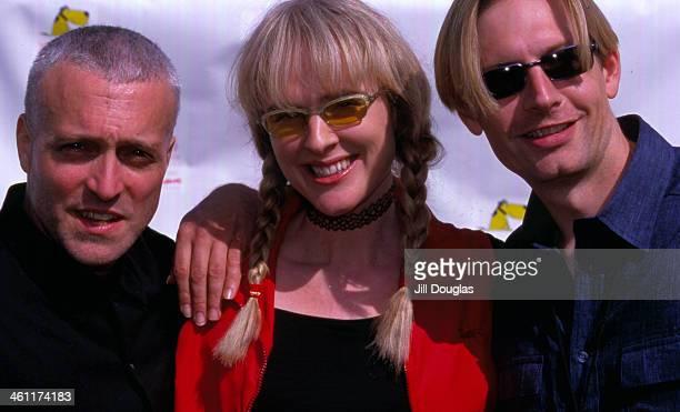 British electronic band Tin Tin Out 2000