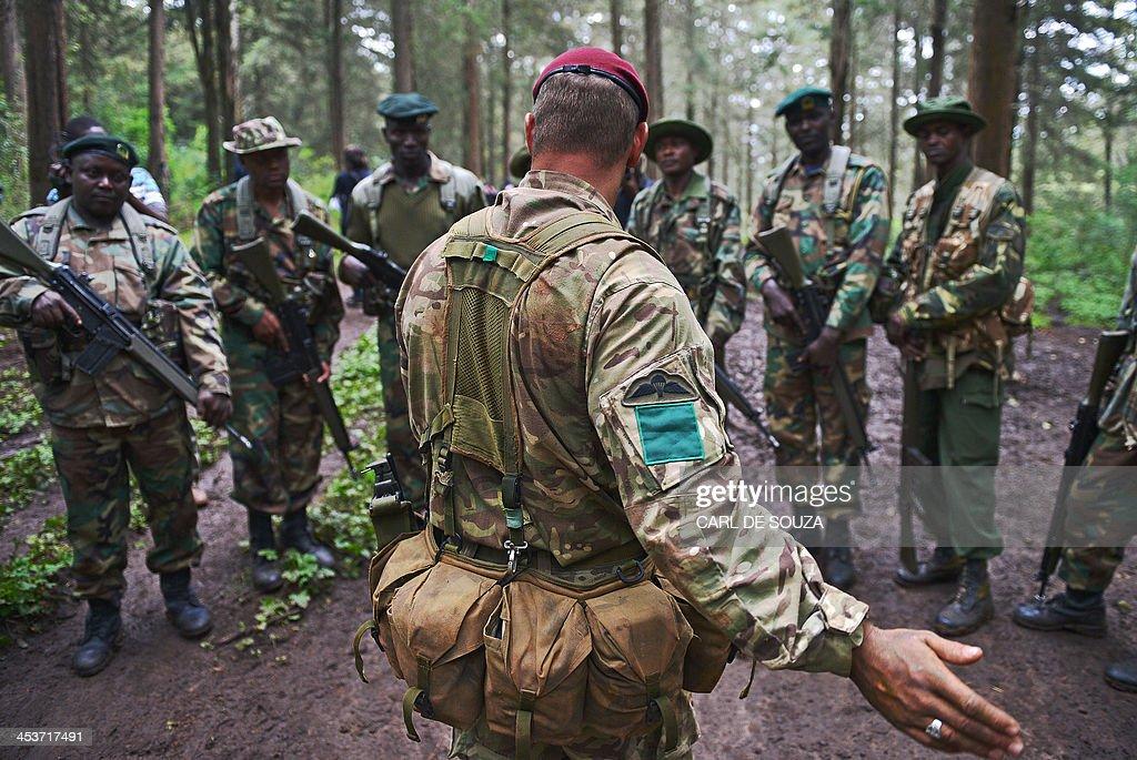 KENYA-BRITAIN-POACHING : News Photo
