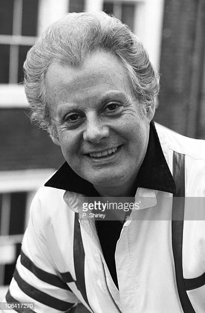 British entertainer and female impersonator Danny La Rue on March 08 1984
