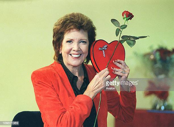 British Entertainer and Presenter Cilla Black In London for auditions for a new series of ITV's Blind Date which will be screened later this year