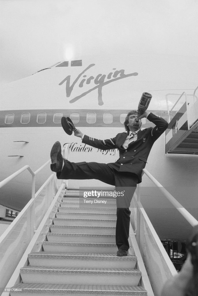 Richard Branson : News Photo