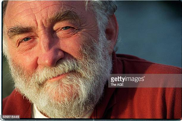 British environmentalist and documentary presenter David Bellamy Taken 29 May 1996 THE AGE NEWS Picture by PENNY STEPHENS