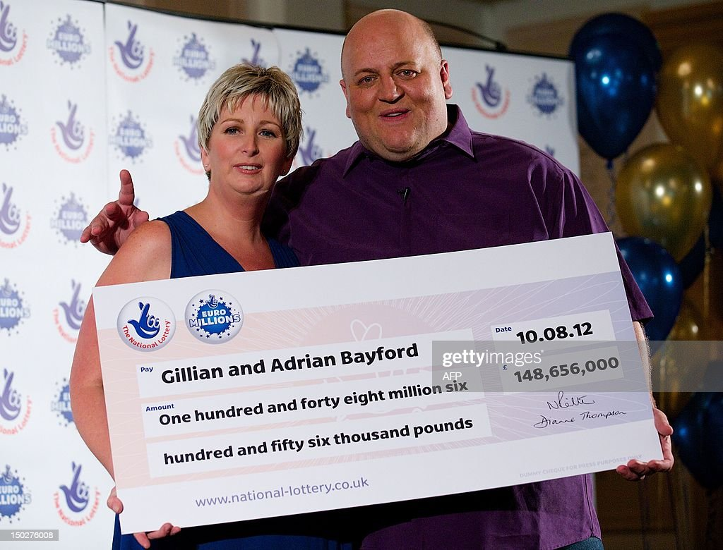 british euro millions winners adrian r pictures getty images