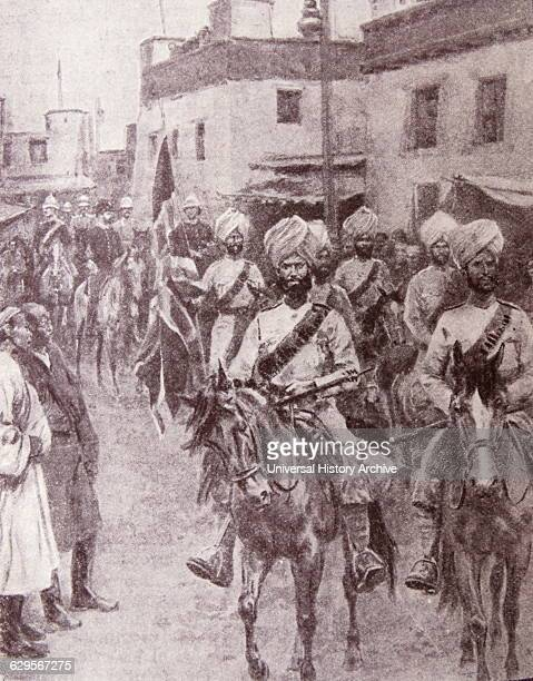 British expedition to Tibet 19031904 also known as the Younghusband expedition after the British commander colonel Francis Younghusband