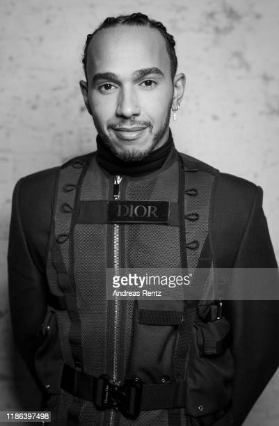 British F1 driver Lewis Hamilton is photographed on November 07 2019 in Berlin Germany