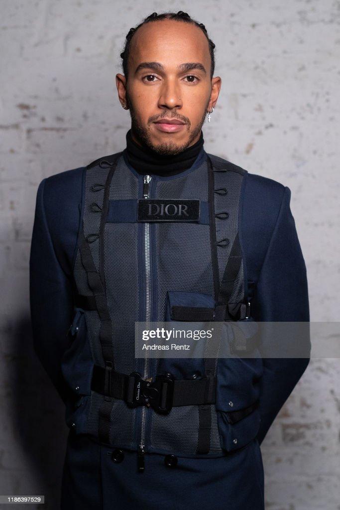 Lewis Hamilton, Self assignment, November 7, 2019 : News Photo