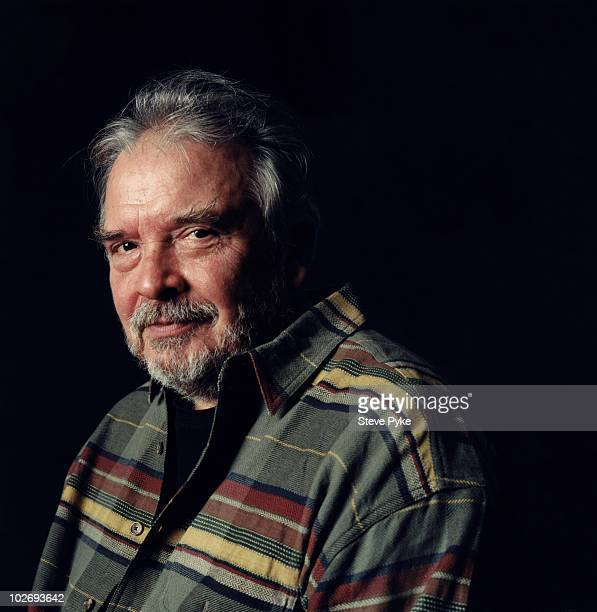British fashion and portrait photographer David Bailey 18th October 2001