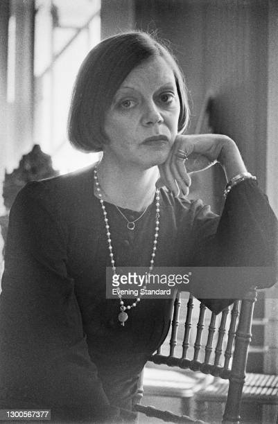 British fashion designer Jean Muir , UK, 2nd April 1973.