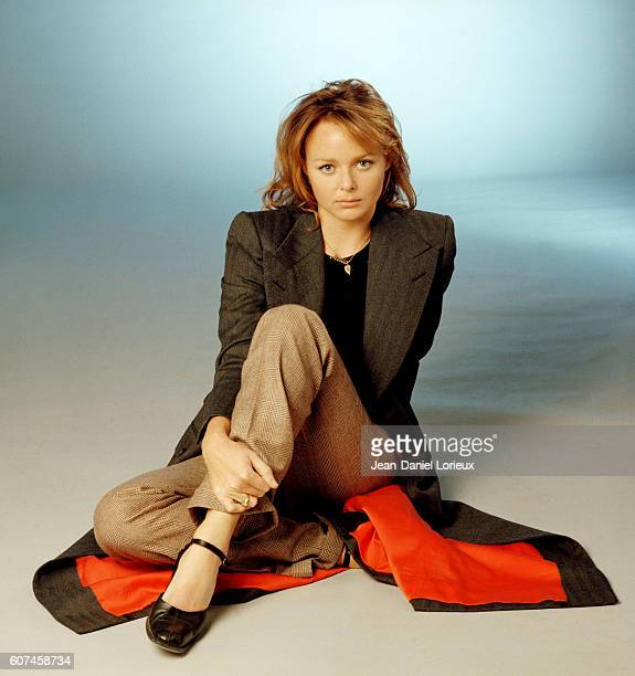 British Fashion Designer Stella McCartney daughter of former Beatle Sir Paul McCartney