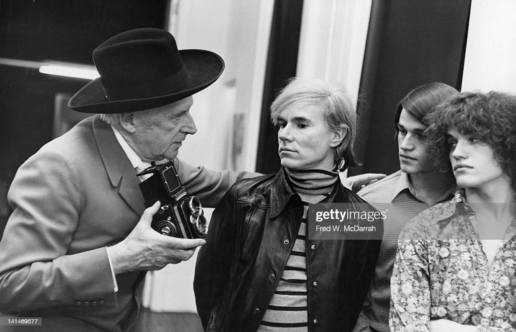 Cecil Beaton At The Factory : News Photo