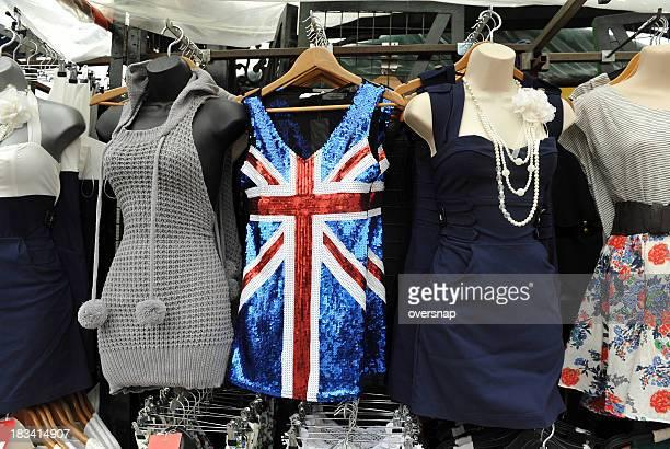 Britischen Mode