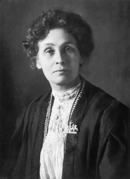 Emmeline Pankhurst Wall Art
