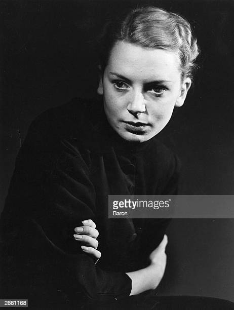 British film actress Deborah Kerr. Born Deborah Kerr-Trimmer in Helensburgh, Scotland in 1921, she trained as a dancer and won a scholarship to...