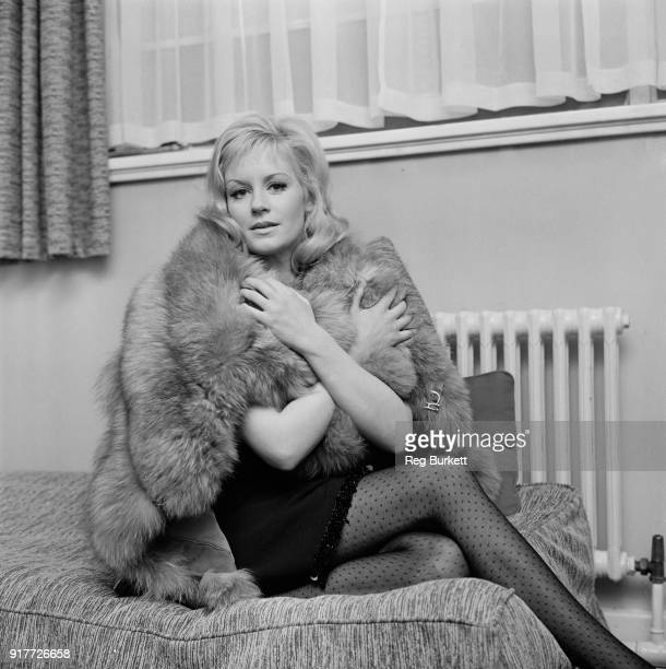 British film actress Mary Ure UK 4th March 1968
