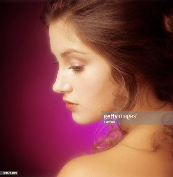 British film and television actress Jane Seymour on 28th November 1973