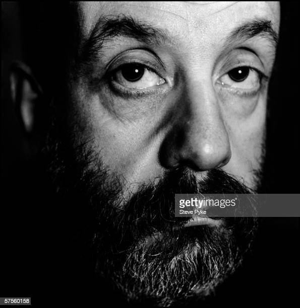 British film director and writer Mike Leigh early 1990s