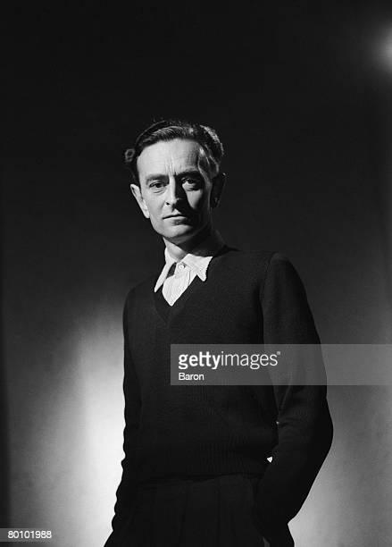 British film director David Lean , circa 1940.