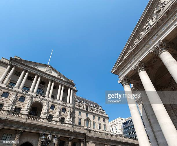 British Financial Institutions, Bank of England
