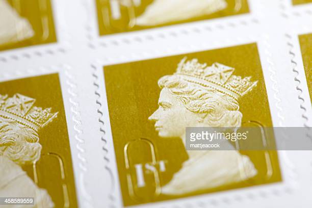 British First Class Stamps